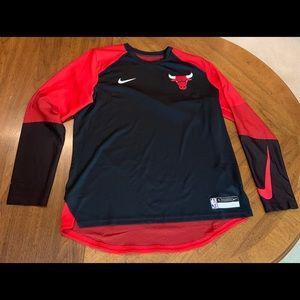 Nike NBA Chicago Bulls Basketball Shooter Top XL
